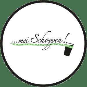 Schoppen-Bänder Weinglasmarkierungen